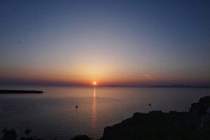 Oia sunset, Thira, Greece