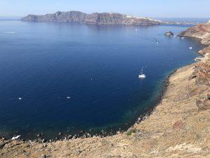 Caldeira Oia Grèce
