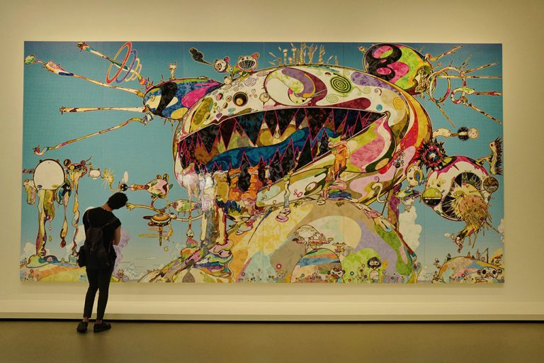 a.k.a Gero Tan : Noah's Ark de Takashi Murakami