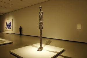 Great woman II of Alberto Giacometti