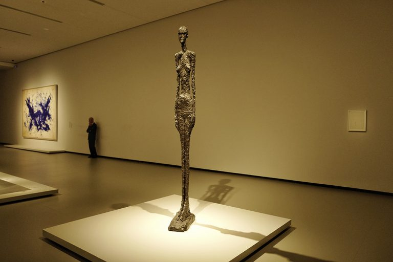 Great woman II of Alberto Giacometti