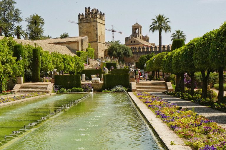 Alcazar of the Christian Kings Cordoba