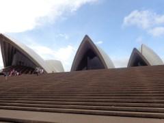 Au pied de l'Opera
