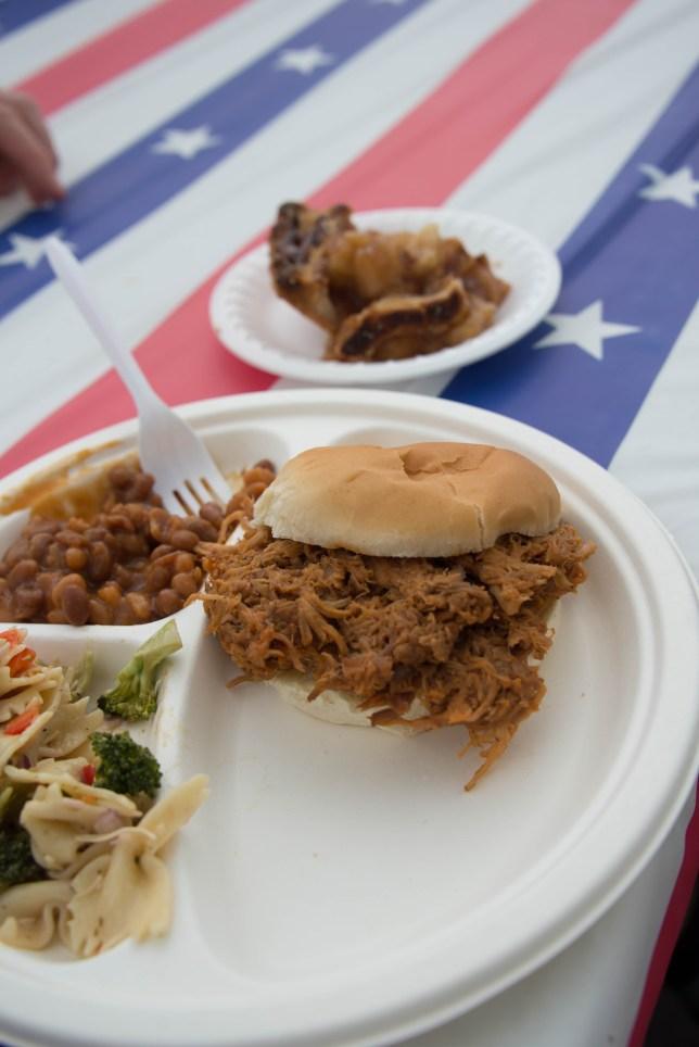 Yakima Fair BBQ Eats