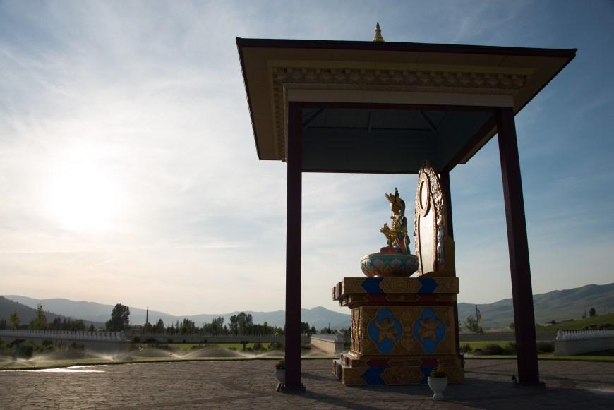 1,000 Buddhas Sun