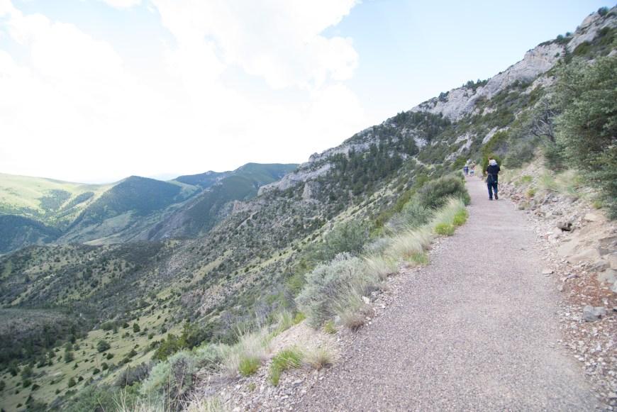 Lewis & Clark Caverns Hike