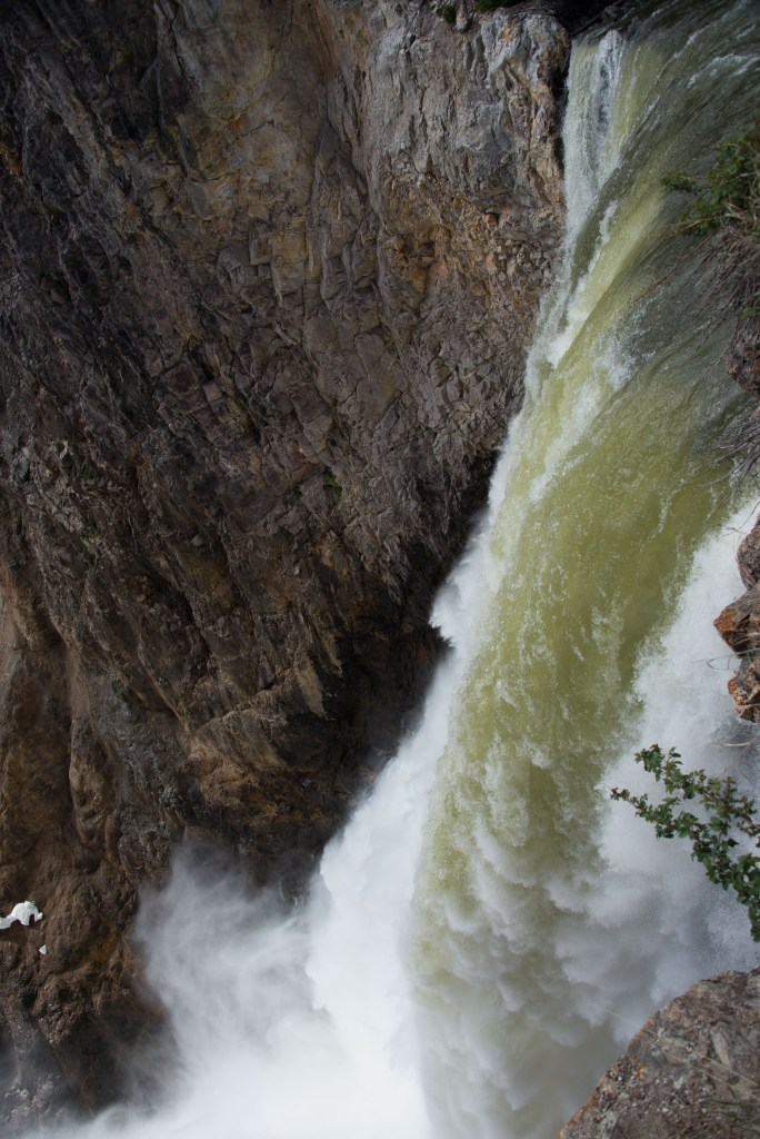 Grand Canyon Yellowstone Lower Falls