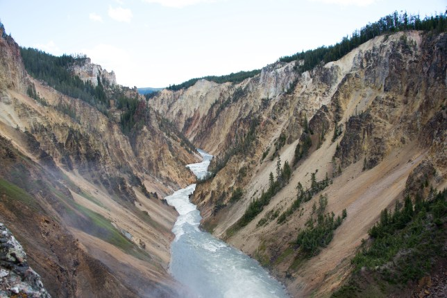 Grand Canyon Yellowstone