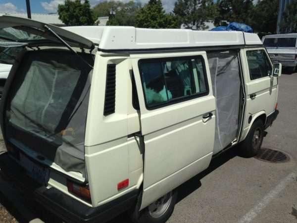The Full Van