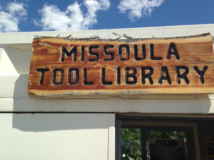 Missoula Tool LIbrary