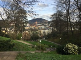 Peace and quiet in Baden-Baden
