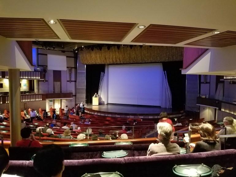 Celebrity Millenium - Theater