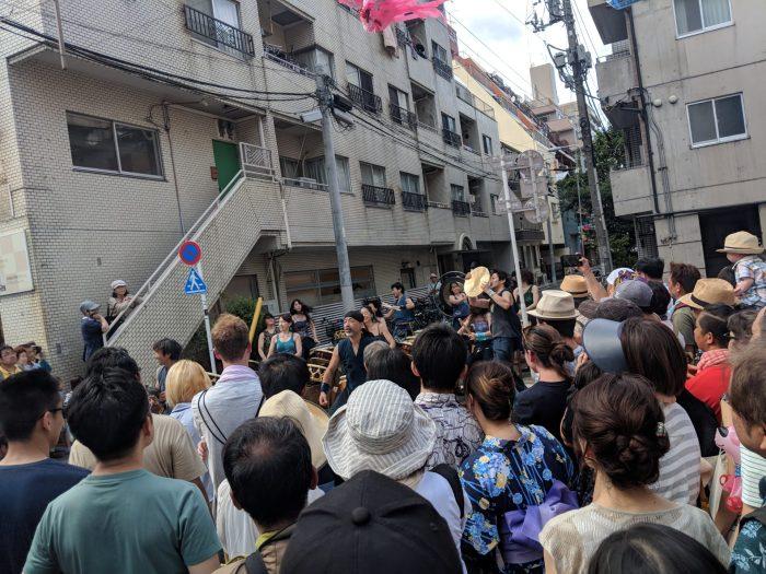 Tanabata Matsuri - Taiko Drummers