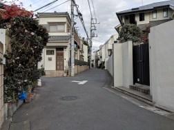 Walking Tokyo: Nakano to Ikebukuro - Residential