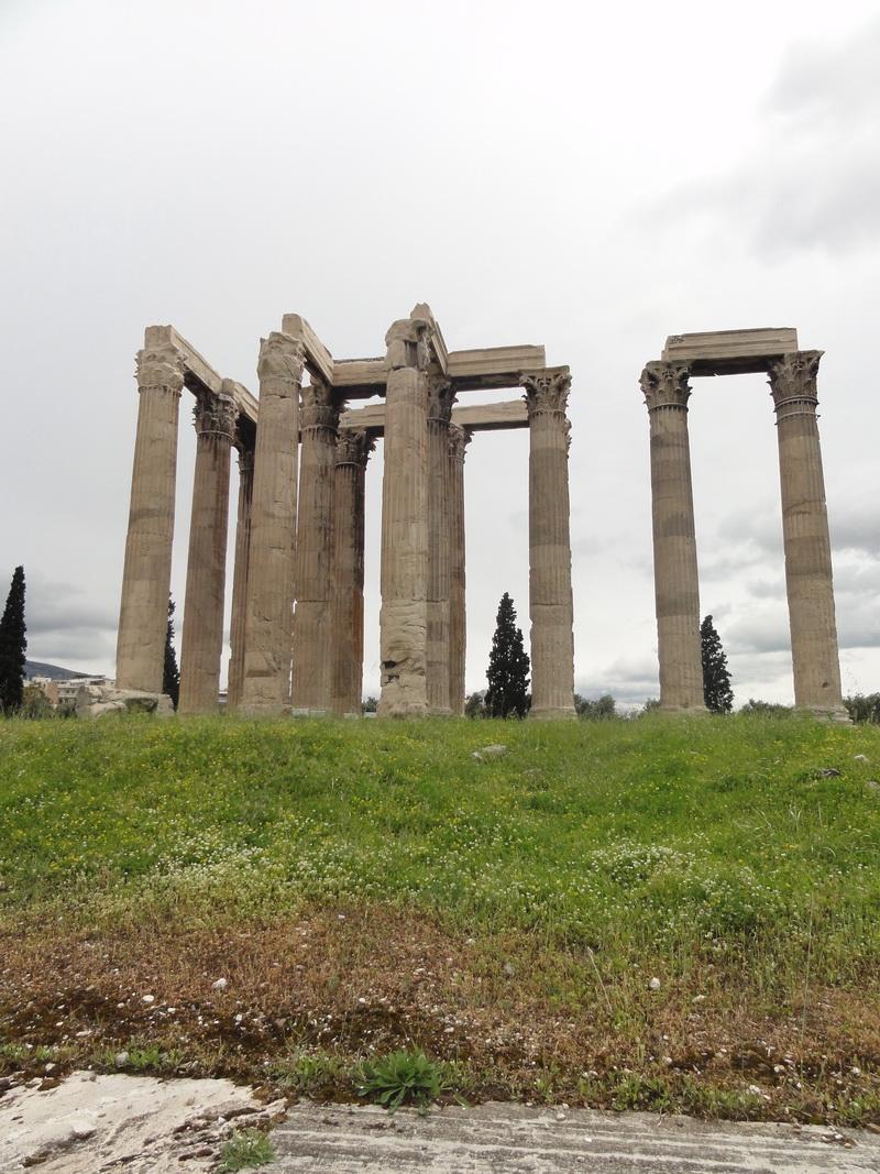 Tempel des Zeus