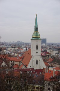 Highlights in Bratislava