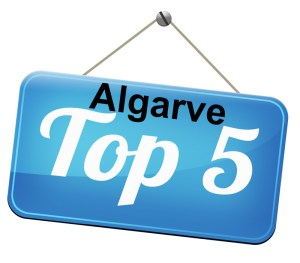Top 5 in the Algarve