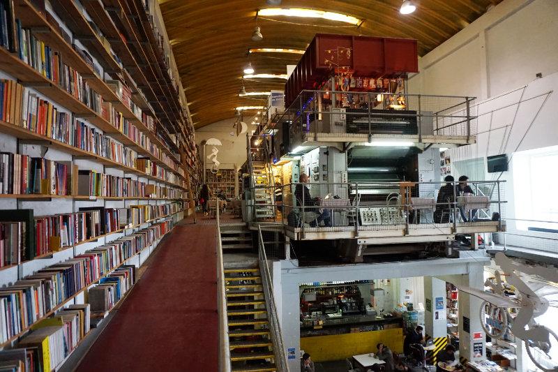 LX Factory - Buchshop