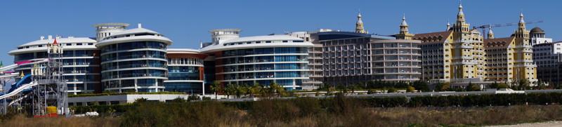hotel mile Lara Panorama