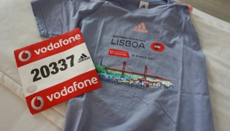 My first time – as a participant at the Lisbon Mini-Marathon