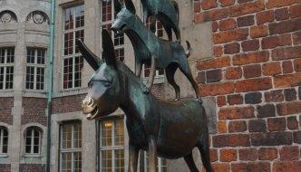 The Town Musicians of Bremen – die Bremer Stadtmusikanten