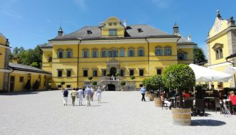 Day trip to Hellbrunn Palace