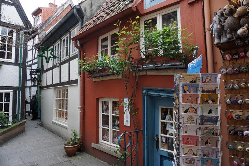 The Schnoorviertel