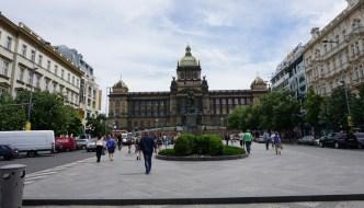 Visit Prague's Wenceslas Square