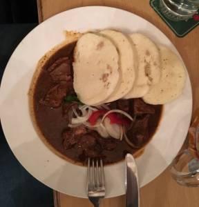 Cheap food in Prague