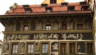 Free city tour through Prague