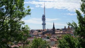 Žižkover TV Tower – TOWER PARK PRAHA