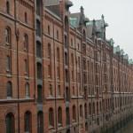 Hamburg – a walk through the city