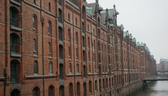 Hamburg – a walk through the city