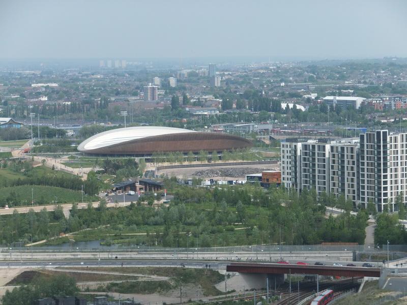 Queen Elizabeth Olympic Park London