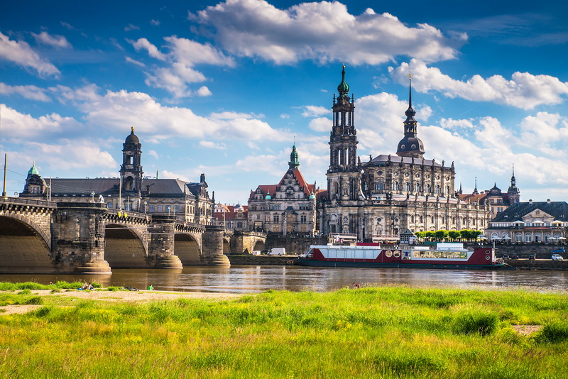Dresden – impressions from the metropolis on the Elbe