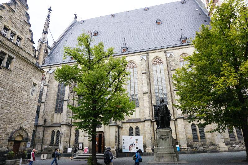 Old town Leipzig