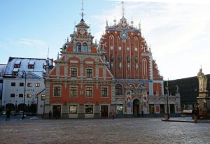 House of Blackheads Riga