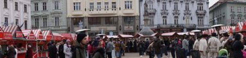Weihnachtsmarkt Bratislava