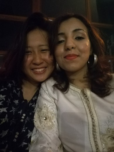 Me and Wafae
