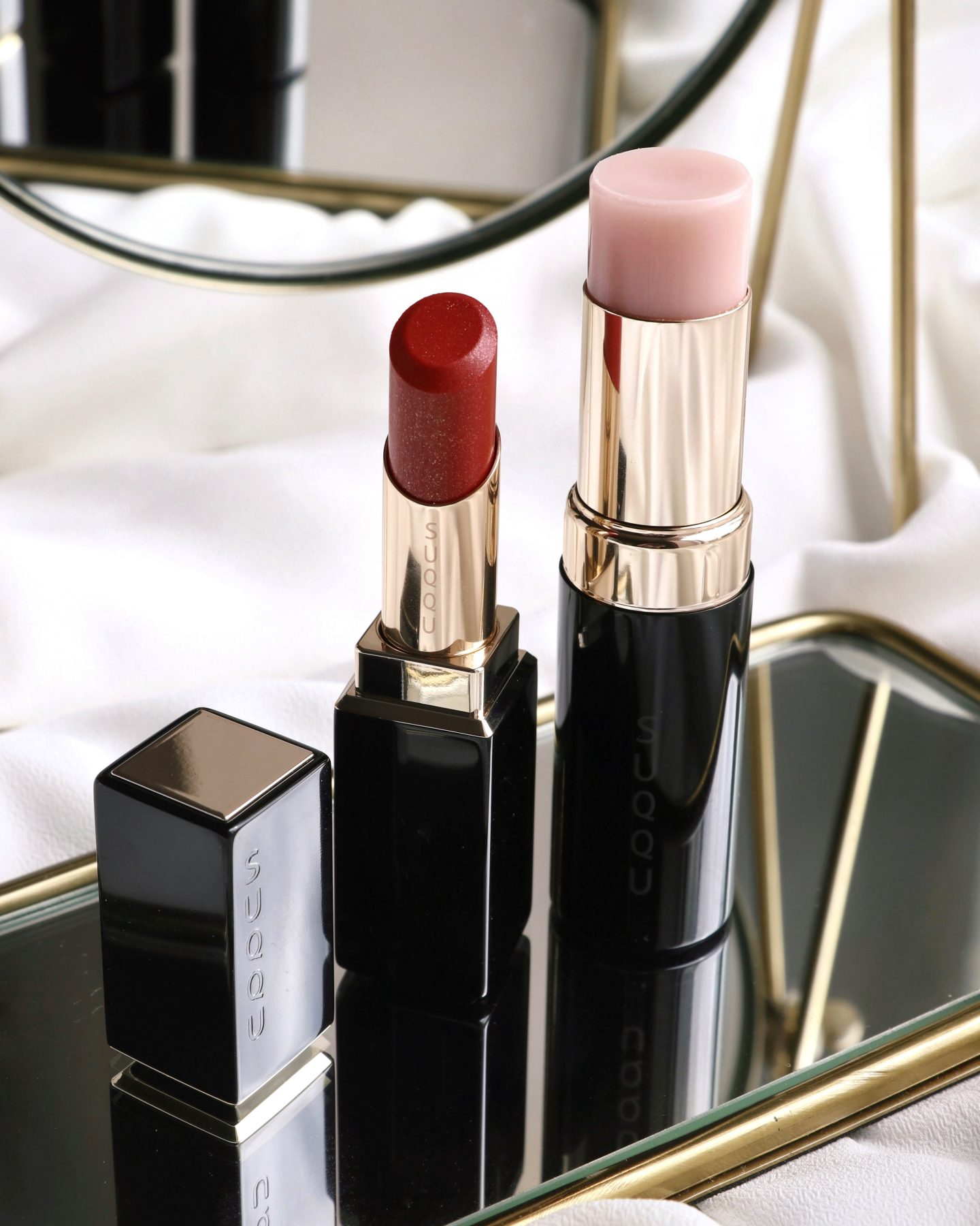 SUQQU AW20 Colour Collection Moisture Rich Lipstick