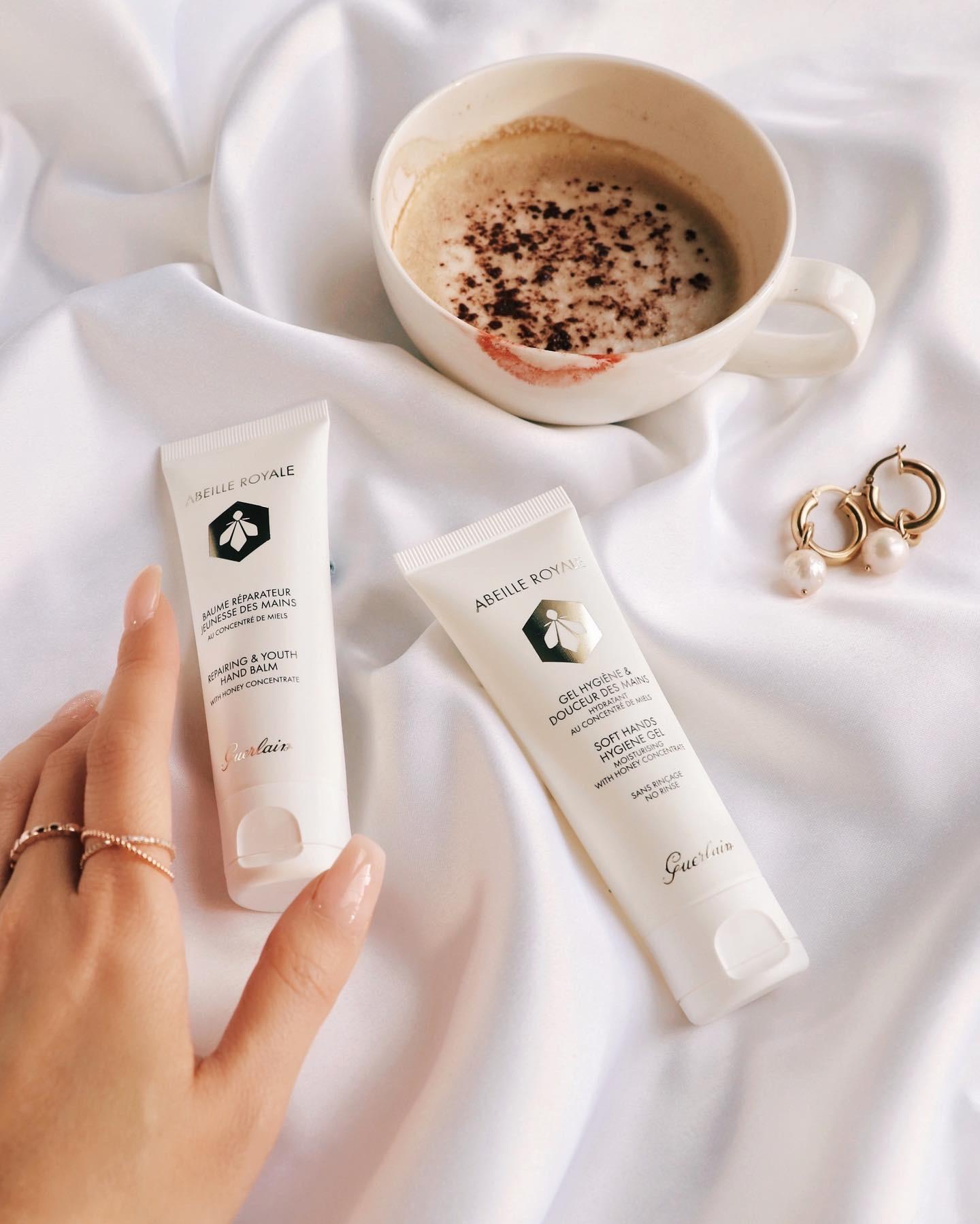 Guerlain Soft Hands Hygiene Gel Moisturising