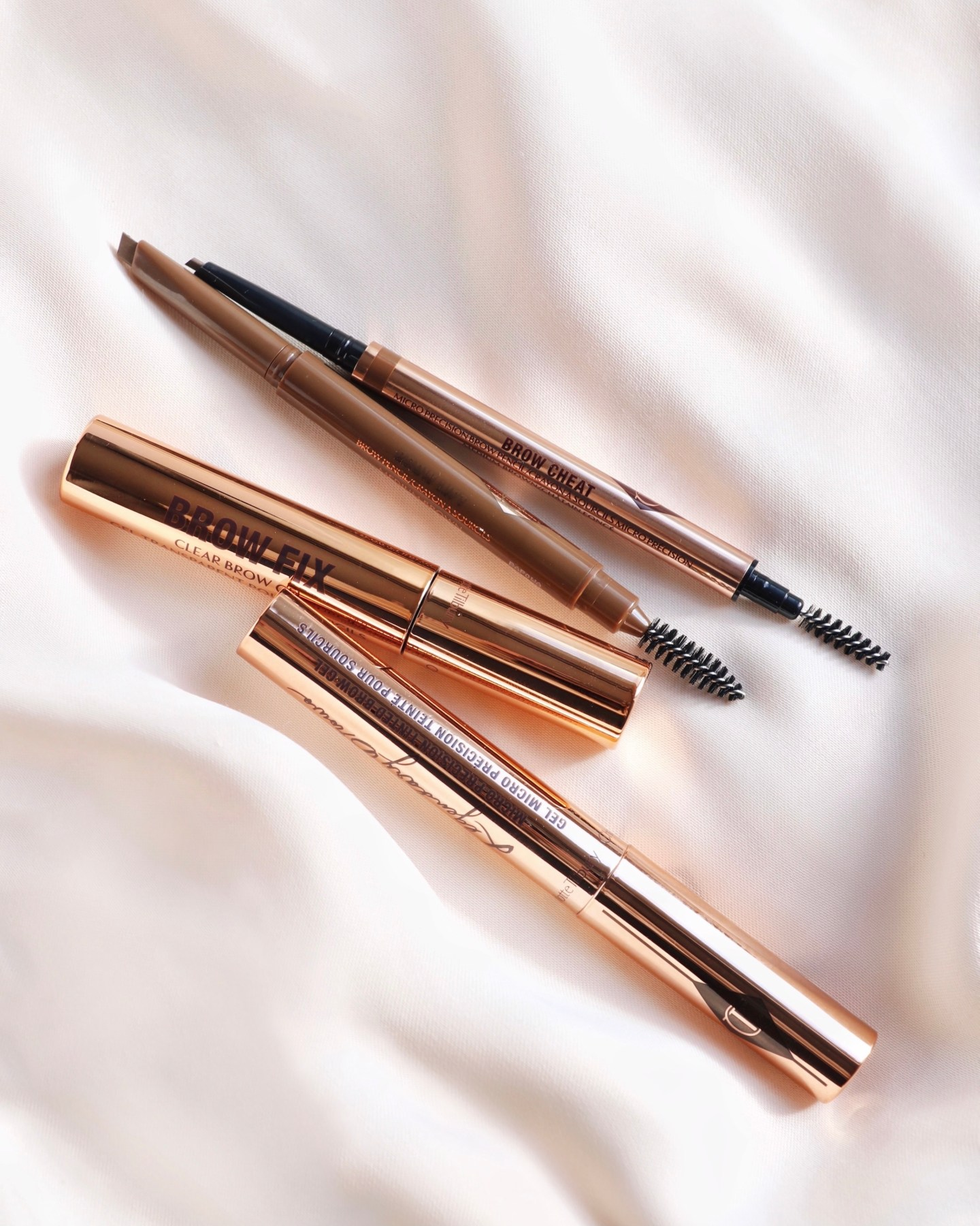 Charlotte Tilbury Supermodel Brows 3-Step System Review