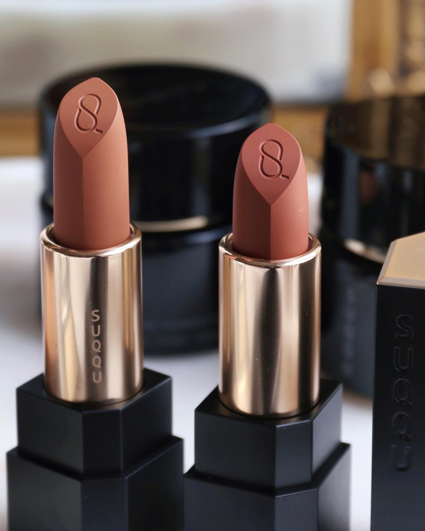 SUQQU Sheer Matte Lipstick
