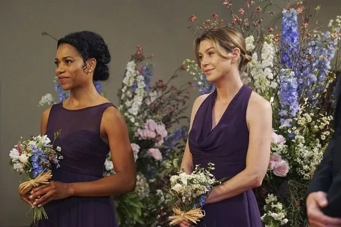 Grey-Anatomy-Amelia-Owen-Wedding-MEREDITH-MAGGIE-BRIDESMAID