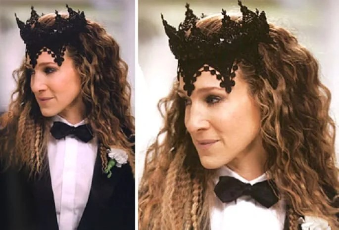 SATC-CARRIE-BRADSHAW-BEST MAN-STANDORD-GAY-WEDDING