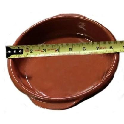 Terracota Cazuela Clay Baking Dish