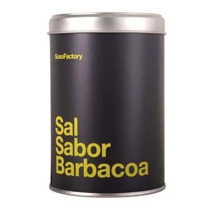 Sos Factory Five Pepper Sea Salt