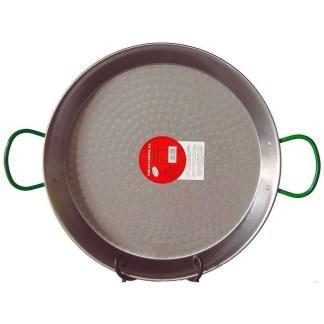12 inch (30 cm) Carbon Steel Paella Pan Carbon