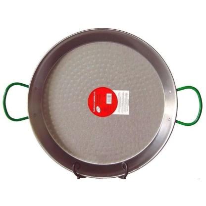 15 inch (30 cm) Paella Pan - Carbon Steel