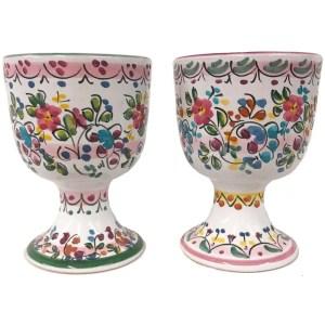 Ceramic Wine Goblet